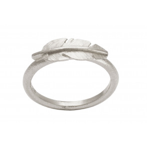 Heiring - Ring - Feather - Mini - Sølv