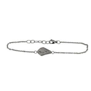 Heiring - Armbånd - Faggio - Mini - Oxideret