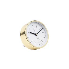 KARLSSON - ALARM CLOCK MINIMAL WHITE