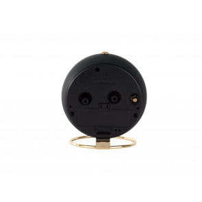 KARLSSON - ALARM CLOCK GLOBE BLACK