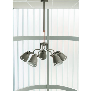 COLUMBINE - LOFT LAMPE MED FEM SPOT